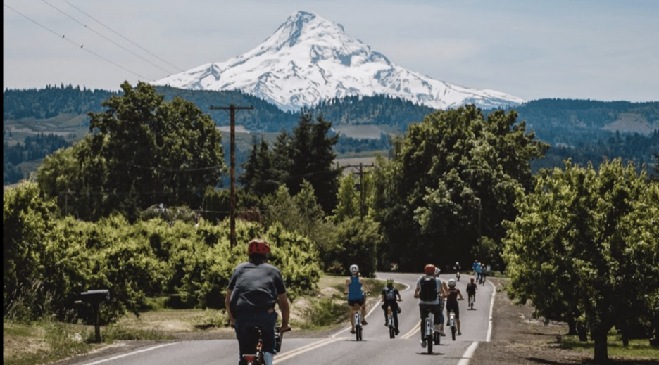 Bike Friendly Business in the Upper Hood River Valley, Old Parkdale Inn