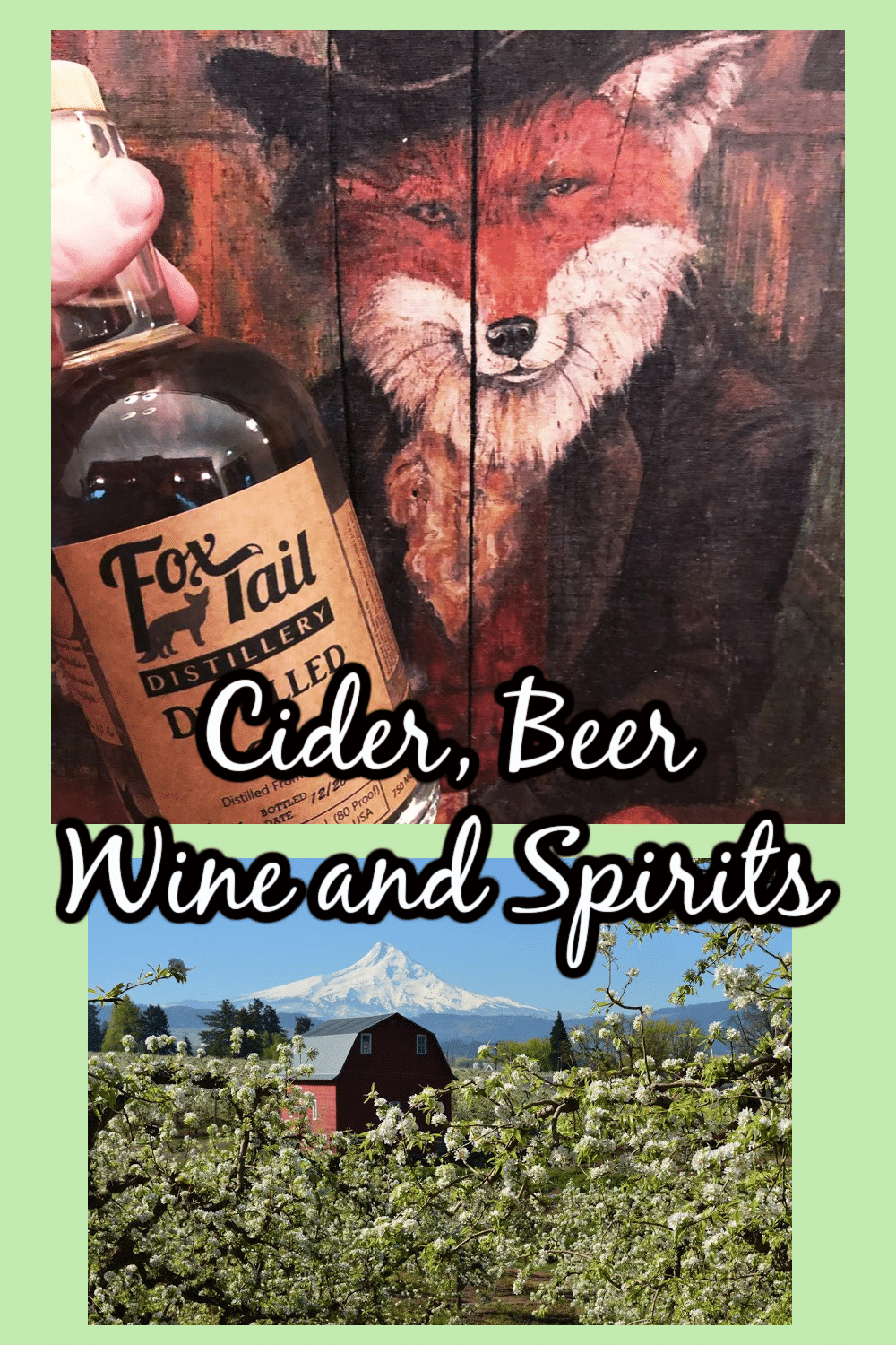 Fox Tail Cider and Distillery