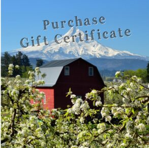 Specials and Gift Certificates, Old Parkdale Inn