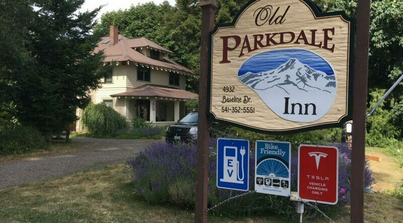 Old Parkdale Inn is but a One Tank, or Charge, Road Trip Away, Old Parkdale Inn