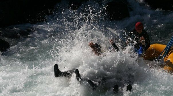 Rafting with Wet Planet Whitewater Center, Old Parkdale Inn