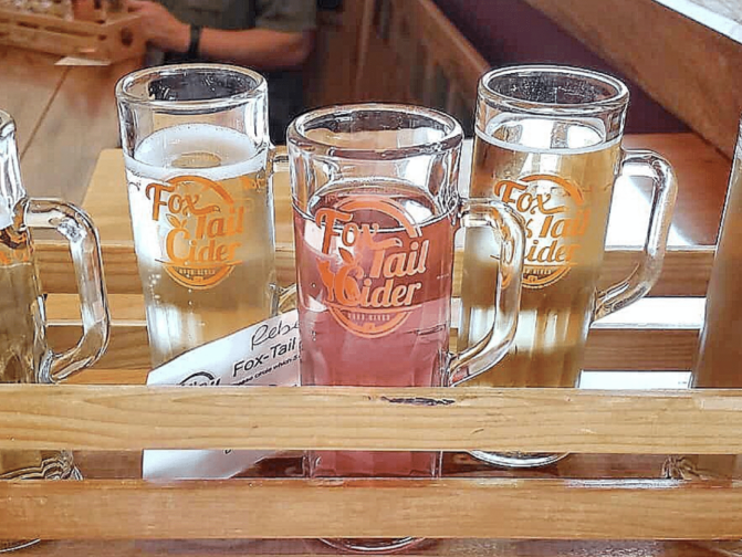 Fox-Tail Cider and Distillary